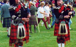 Les Pipe Band